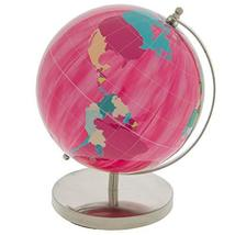 Hot Pink Globe with Stand Home Decoration Media Room Theater Room - $59.95