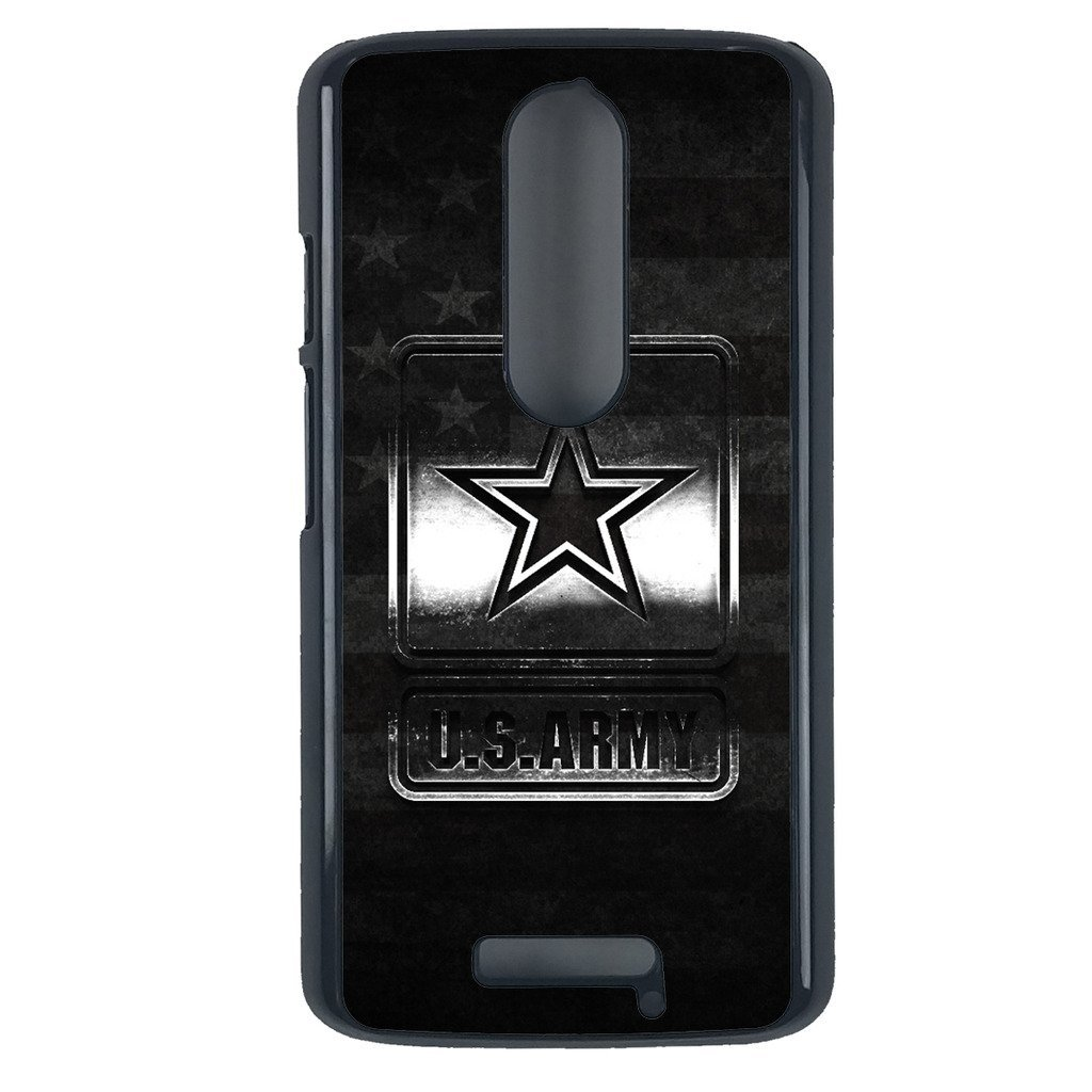 U.S. Army Motorola Moto X3 case Customized premium plastic phone case, design #2