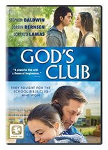 God's Club (2015) DVD