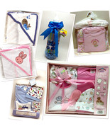 Baby Gift Sets and Towel Sets Boys Girls - $6.92+