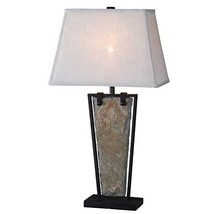 Kenroy Home Rustic Table Lamp ,30 Inch Height, 16 Inch Length, 12 Inch W... - $181.99