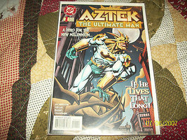 Aztek: The Ultimate Man #1 (Aug 1996, DC) - $3.00