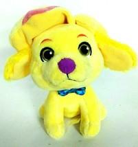 "Fisher Price Sunny Day Show Dog Doodle Yellow Plush Stuffed Animal 2017 7"" - $14.85"