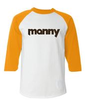 Manny Machado Padres Inspired Throwback Raglan T-Shirt - $27.99+