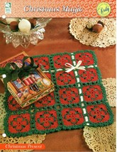 Crochet Pattern - Christmas Present - Christmas Magic - House Of White Birches - $2.96