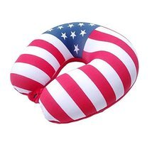 Neck Pillow Travel Pillow U-shaped Pillow Headrest Nap Time Pillow Flag ... - €13,80 EUR