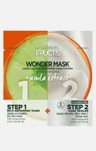 Garnier .5 Fl Oz Fructis Amla Wonder Mask 2-STEP Hair System - B-1 - $4.84