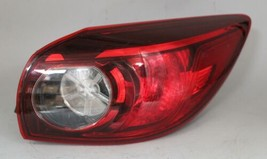 14 15 16 17 18 MAZDA 3 HATCHBACK RIGHT PASSENGER SIDE TAIL LIGHT OEM - $94.04