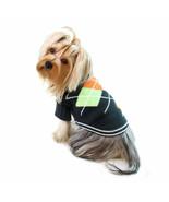 Klippo Dog Clothes Argyle Pattern Turtleneck Sweater  XS-XL Puppy Pet warm - $32.49