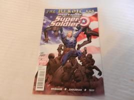 The Heroic Age Steve Rogers Super-Soldier Marvel Comics #2 October 2010 - $7.42