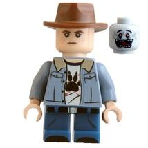 1 Pcs Super Hero The Walking Dead Carl Fit Lego Building Block Minifigur... - $6.99