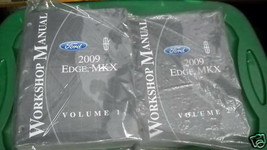 2009 FORD EDGE & LINCOLN MKX Service Shop Repair Workshop Manual Set OEM - $27.67