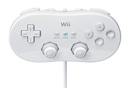 Wii Classic Controller [video game] - $35.15