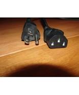 Volex V1625 10A 125V Appliance Computer Monitor Cord Plug Certified 6 fo... - $3.36