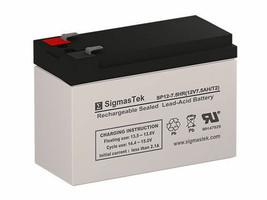 RBC2 - Apc Ups For Apc 300 BK400 BK280 BP280 New Replacement Battery,12V 7AmpH - $19.79