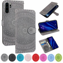 For Huawei P40 P30 Pro P20 Mate 20 Pro Y6 Y7 Leather Magnetic Flip Case cover - $57.53