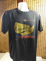 Harley Davidson Laughlin NV Shirt Cotton TShirt Biker Motorcycle River R... - $18.95