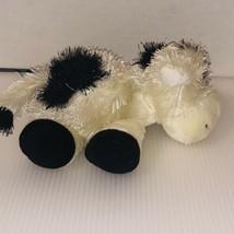 "Ganz Webkinz Lil' Kinz Cow Plush Toy Animal HS003 6"" Stuffed Animal Farm... - $9.89"