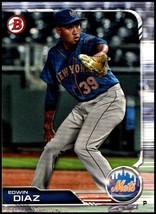 2019 Bowman #26 Edwin Diaz NM-MT New York Mets  Officially Licensed MLB Baseball - $0.99