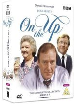 On The Up Complete Series 1-3 Collection Box Set BBC Dennis Waterman DVD R2 - $24.95