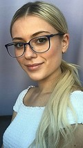 New TORY BURCH TY 1053 3208 51mm Blue Rx Women's Eyeglasses Frame #7 - $89.99