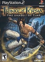 Prince of Persia: The Sands of Time (Sony PlayStation 2, 2003)VG - $5.32
