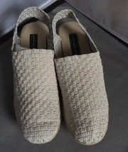 "Steven by Steve Madden ""Knolle"" Natural Slingback Size 8.5 ~ New No Box - $29.65"