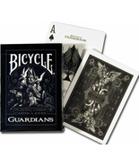 1 Deck  Bicycle Guardians Standard Poker Playing Cards Theory 11 New In Box - $3.39