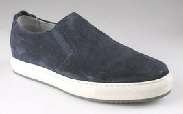 NEW Mens Strellson Blue Leather Suede Casual Shoes 43 EUR 10 US 9 UK image 2