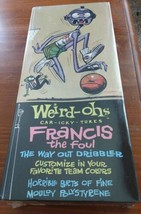 Weird-Ohs Francis The Foul: The Way Out Dribbler Model Kit New Sealed Hawk 16010 - $7.50