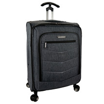 26 Inch Expandable Spinner Upright Suitcase Travel Bag Rolling - $103.90
