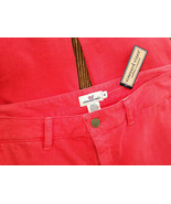NWT Vineyard Vines Women's Skinny Bright Coral Salmon Pink Jeans Pants 1... - $68.31