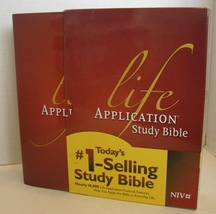 Life Application Study Bible NIV by Tyndale House Publishers 2011, New H... - $11.99