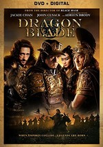 Jackie Chan Dragon Blade DVD John Cusack Adrien Brody Chinese vs Romans - $19.99