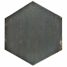 "SomerTile FNURTXNG Vintage Hex Porcelain Floor and Wall Tile, 14.125"" x 16.25"","