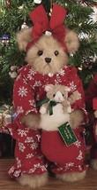 "Bearington Bears ""The Purrfect Present"" 14"" Plush Bear- #1579- New -2005 - $49.99"