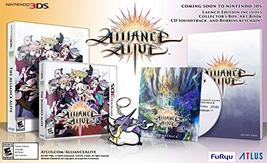 The Alliance Alive - Nintendo 3DS - $34.72