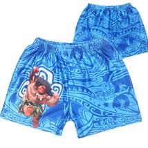Anime Kids Boy Moana maui Swimwear Swim Pants Shorts 3-10T Underwear - $14.99