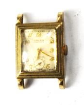 Vintage Gruen Veri Thin 480/755 Autowind Automatic 24mm Stepped Case Wristwatch - $49.49