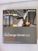 Microsoft Exchange Server 2003, EVALUATION KIT Standard Edition, ENTERPR... - $424.99