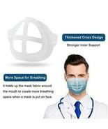 10 PCS 3D Mask Bracket Cover Inner Stand Holder Support Frame For Face S... - $16.78
