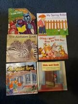 Book lot Kids Sesame Street Alphabet and More Paperback  - $12.10