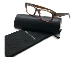 Barton Perreira Rectangle Brown Crystal 47mm eyeglasses frame - $58.77