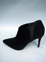 Jessica Simpson Black Suede Bootie Pumps - Size 8 1/2 - $29.16