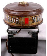 Vintage MICHELOB BEER Light-Clamp On-Hinged-Works. - $42.06