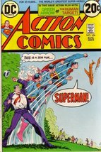 Action Comics, #426 (Comic Book) Superman [Pape... - $4.12