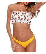 Women's Sweetheart Floral Printed Two Pieces Bikini Set - $22.99