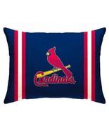 St Louis Cardinals Bed Bedding Throw Pillow Sports Fan Baseball MLB Seas... - $23.28