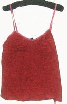 Gap Women's Red Printed Tank Size M - $11.00