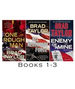 PIKE LOGAN Military Thriller Series by Brad Taylor Paperback Set of Book... - $26.99